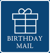 BIRTHDAY MAIL